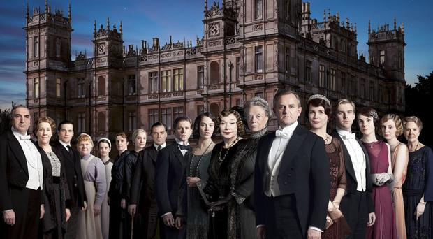 Downton Abbey will be honoured at the Emmys
