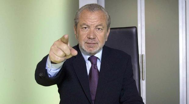 Lord Sugar is about to call a new set of wannabes into his boardroom (BBC/PA Wire)