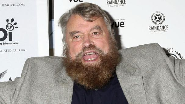 Brian Blessed says he helped deliver a baby girl in Richmond Park back in 1968