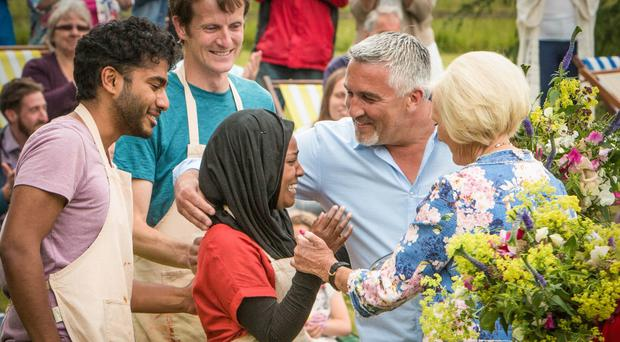 The Great British Bake Off final was the most watched television programme across all channels of 2015