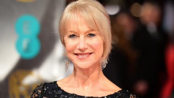 Dame Helen Mirren said she finds celebrity journalists scary