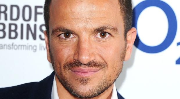 The judge rejected claims by Peter Andre, pictured, of 'death threats' from producer Neville Hendricks