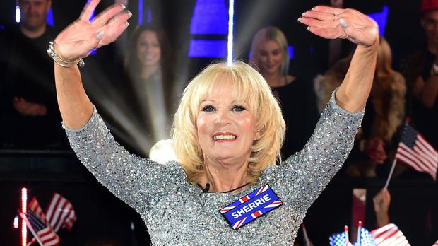 Sherrie Hewson discovered the lump shortly before entering the Big Brother house