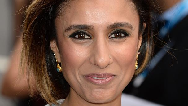 Anita Rani has been converted to using spray tan by her Strictly Come Dancing pals
