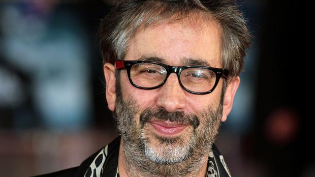 David Baddiel says he is already forgetting names