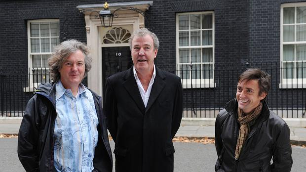 James May, Jeremy Clarkson and Richard Hammond are working on a new programme with Amazon Prime