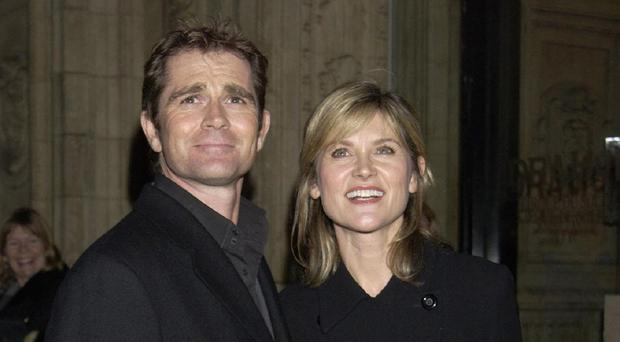 TV presenter Anthea Turner and Grant Bovey have divorced