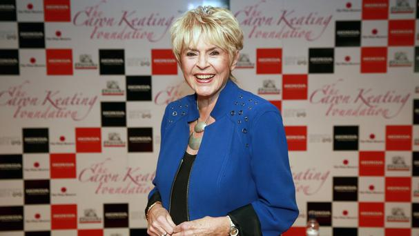Gloria Hunniford said she admired Victoria Derbyshire and her video diary