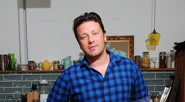 Jamie Oliver's home was raided by burglars