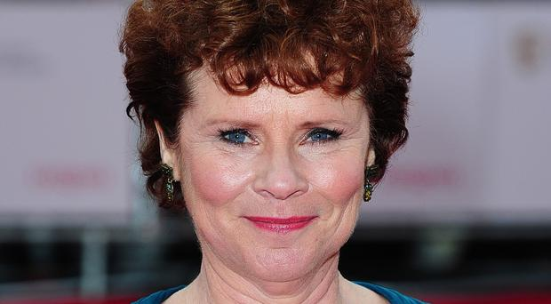 Imelda Staunton was recognised for her performance in Gypsy