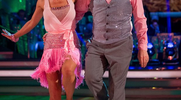 Daniel O'Donnell - dancing with Kristina Rihanoff