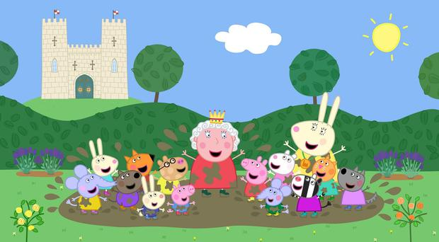 Perennial favourite Peppa Pig receives its ninth nomination in the preschool: animation category