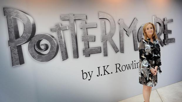 Harry Potter author JK Rowling revealed details about the play on her Pottermore website.