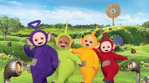 The Teletubbies are back for a new generation of pre-school children
