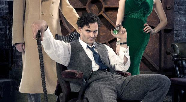 Tom Bateman stars as Jekll and Hyde in the new ITV show. (PA/ITV)