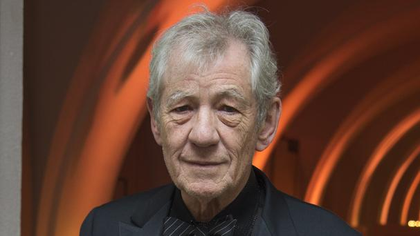 Sir Ian McKellen plays Norman in a forthcoming screening of The Dresser