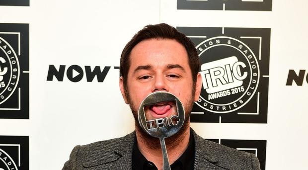 Danny Dyer revealed he shares EastEnders plotlines with his grandmother