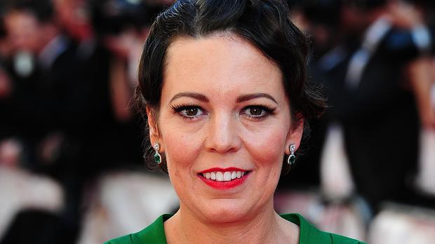 Olivia Colman is on the jury for the Rising Star Award