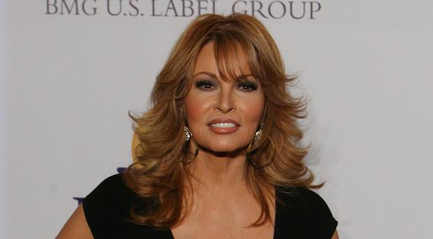 Raquel Welch gave an interview to Piers Morgan on Life Stories