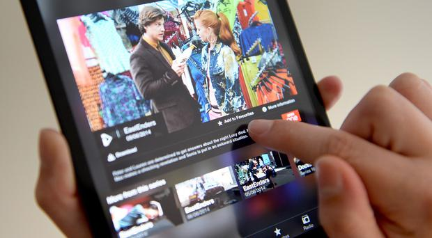 Figures suggest two-thirds of the population used BBC's iPlayer in the last year
