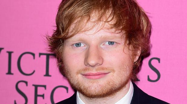 Ed Sheerhan was named Best British Solo Artist