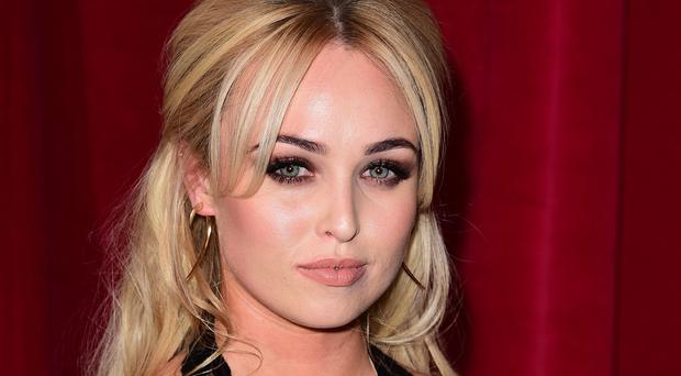 Jorgie Porter is joining celebrities in the jungle despite being scared of spiders