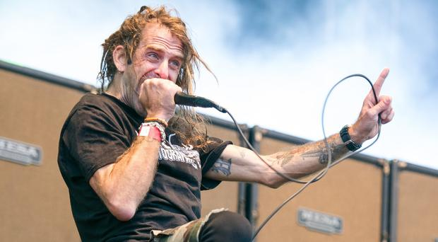 Lamb of God's Randy Blythe said he was attacked in Dublin