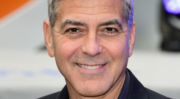 George Clooney will visit the Social Bite cafe in Edinburgh on Thursday