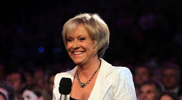 Sue Barker says David Beckham would be a