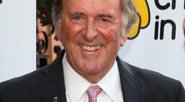 Veteran host: Terry Wogan