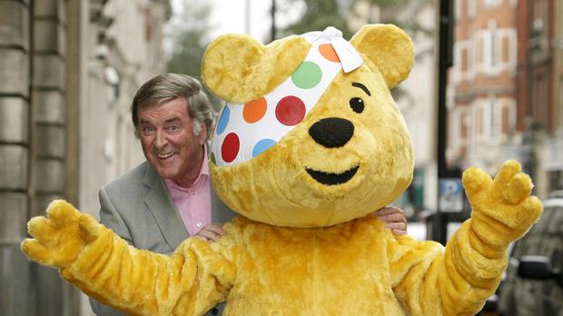 Sir Terry Wogan has pulled out of presenting Children In Need