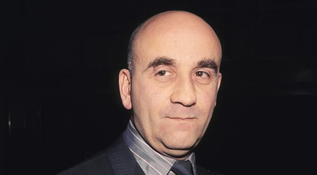 Actor Warren Mitchell was best known as the irascible Alf Garnett in Till Death Us Do Part