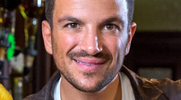 Competition: Peter Andre