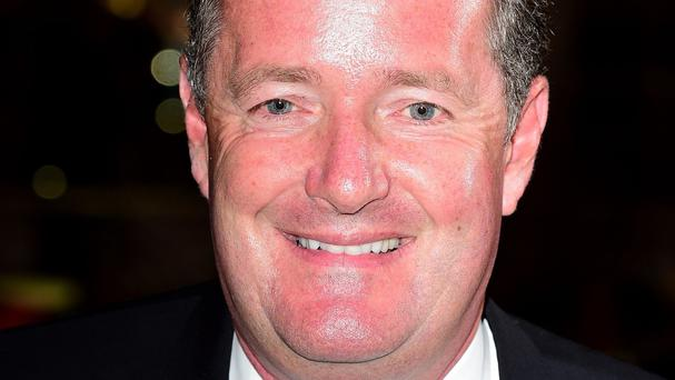 Piers Morgan admitted he has always been a polarising character