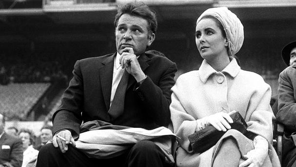 Richard Burton and Elizabeth Taylor are one of the screen double acts being featured in next year's Glasgow Film Festival
