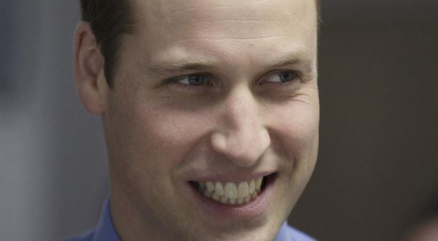 William attended a funciton for the Centrepoint charity