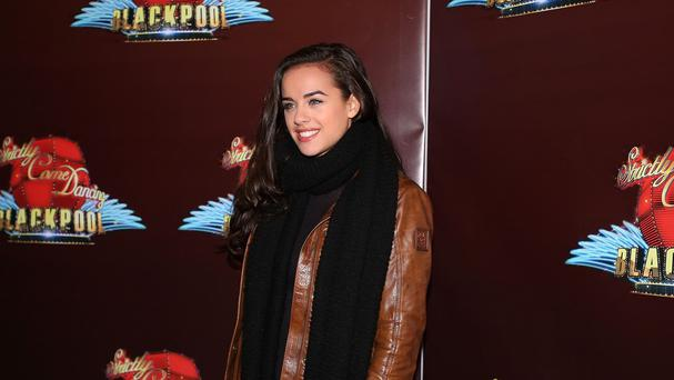 Georgia May Foote was the star of week nine of Strictly Come Dancing