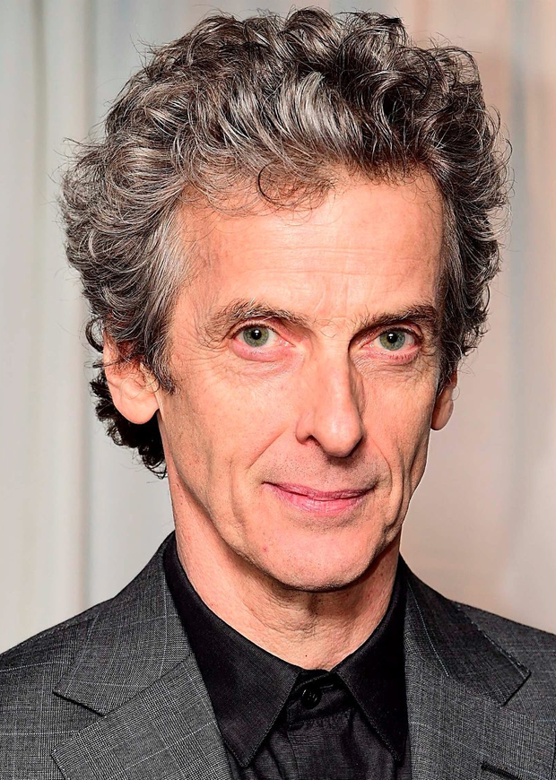 Time Lord: Peter Capaldi