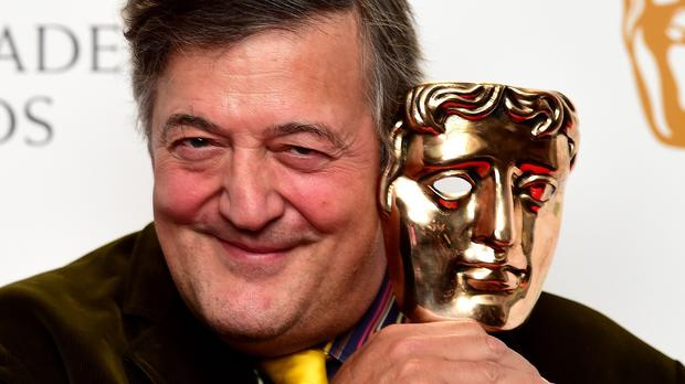 Stephen Fry has been a familiar face on television screens for three decades