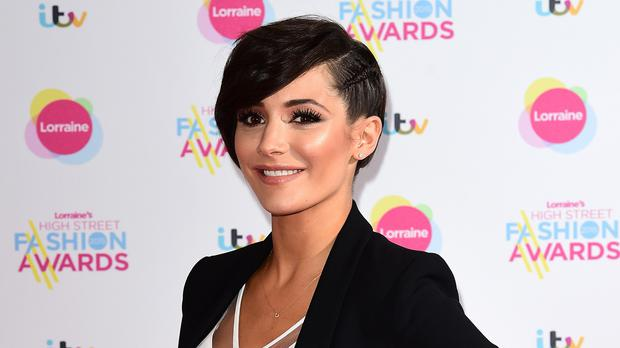 Frankie Bridge, 26, said people expect her to look like a pop star '24/7'