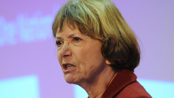 Baroness Bakewell highlighted a number of women who have 'put in 110%'