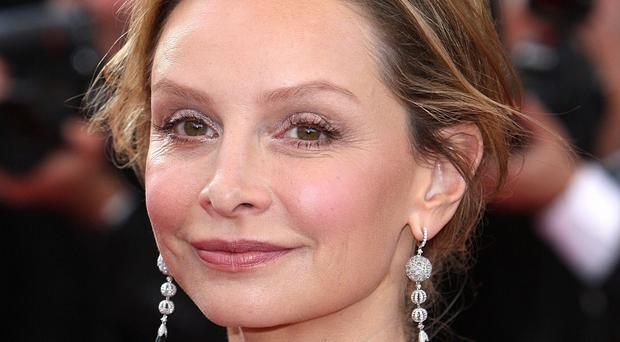 Calista Flockhart has revealed she is a huge fan of Downton Abbey