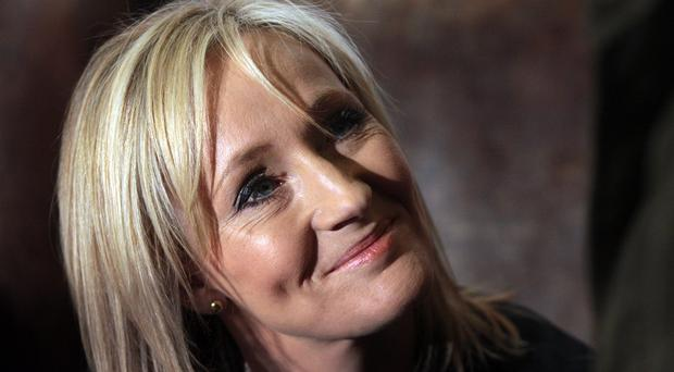 JK Rowling feared that her follow-up to the first Harry Potter novel could never match its success