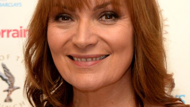 Lorraine Kelly is celebrating her 56th birthday