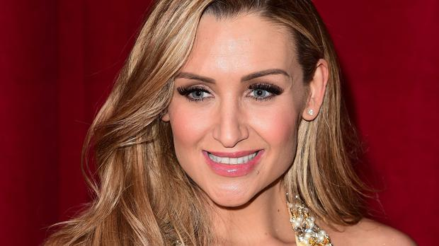Catherine Tyldesley has revealed her wedding plans