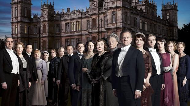 The feature-length special of Downton Abbey will be broadcast on Christmas Day