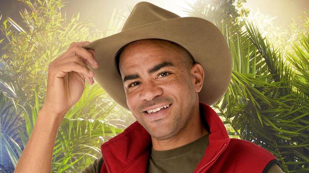 Kieron Dyer took part in the Bushtucker Trial (ITV/PA)