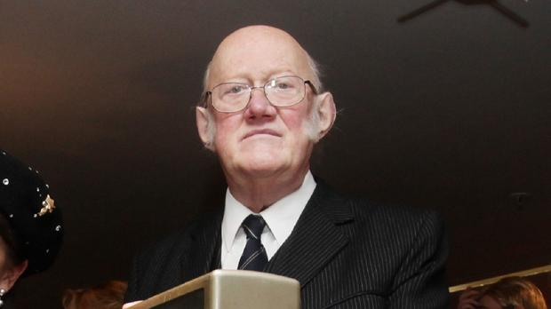 Nicholas Smith played Mr Cuthbert Rumbold in Are You Being Served?
