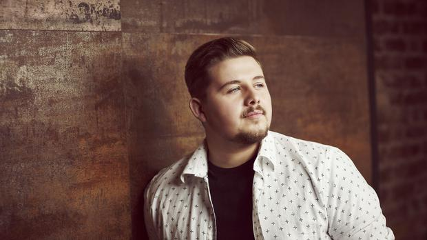 Che Chesterman is one of three X Factor contestants competing in this year's final on Saturday. (SYCO/THAMES TV)