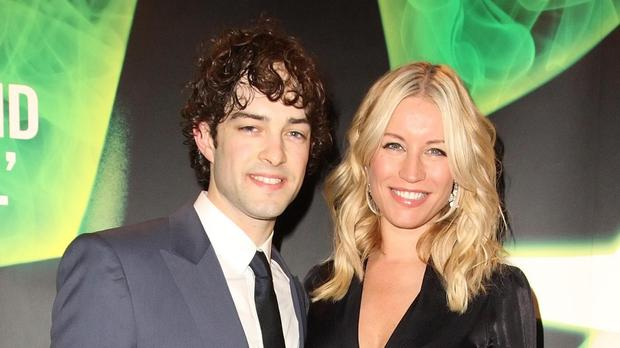 Lee Mead and Denise Van Outen are divorcing